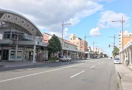 相生商店街の写真