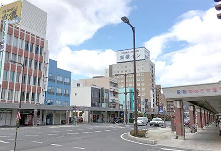 敦賀駅前商店街の写真