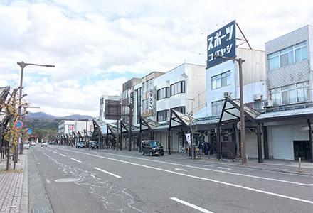 神楽町1丁目商店街の写真