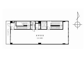 物件間取り図(2階)